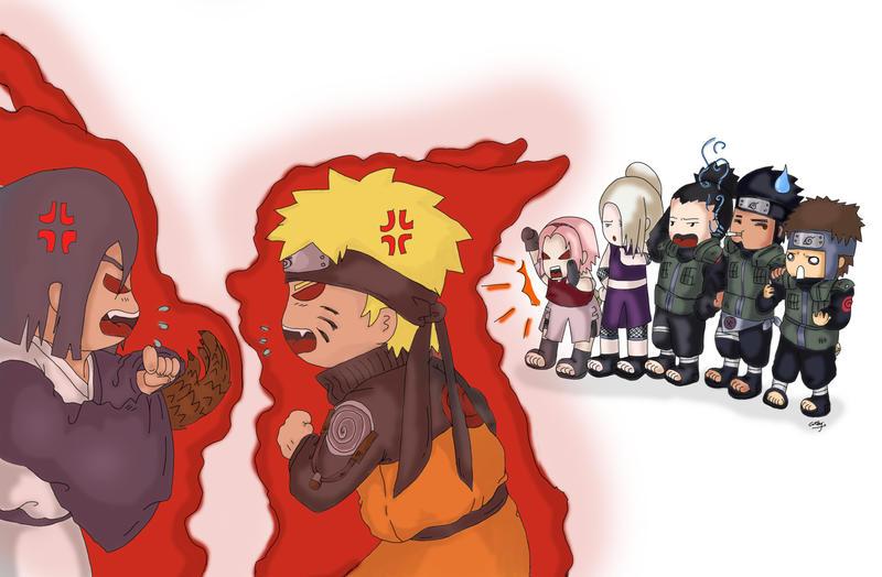 Kyuubi Jinchuuriki Image Gallery Sora Jin...