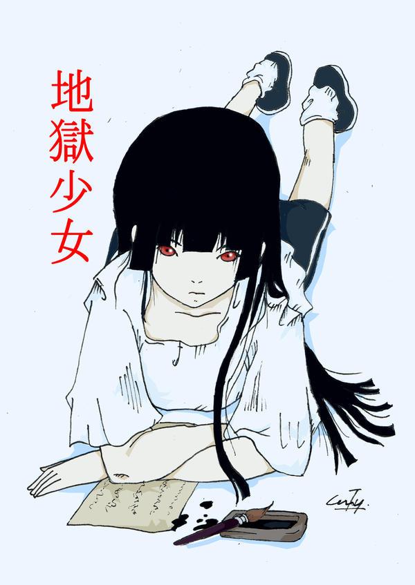 Enma Ai by Yuzuki-sama94
