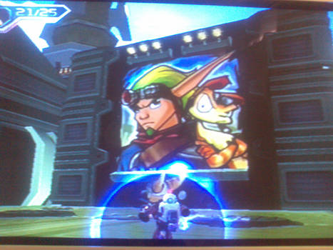 Jak+Daxter in Ratchet+Clank-1