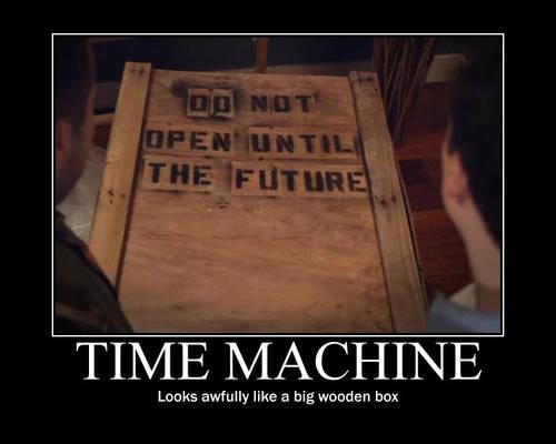 Motivational Poster: Time