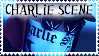 Charlie Scene Stamp by RememberILovedYou