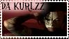 Da Kurlzz Stamp by RememberILovedYou