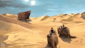 Tatooine Wanderers