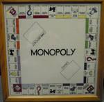 Monopoly Board Cross Stitch by rhaben