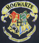 Hogwarts Crest Cross Stitch