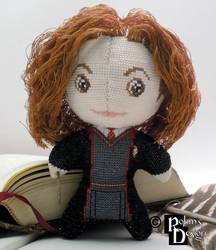 Harry Potter Themed Cross Stitch Patterns by rhaben on