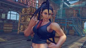 Ibuki ready to fight