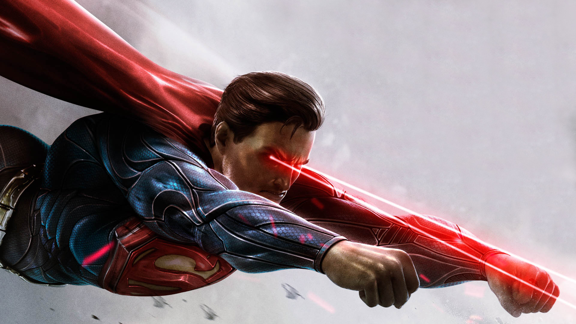 Steam Trading Card - Superman by Limitus on DeviantArt
