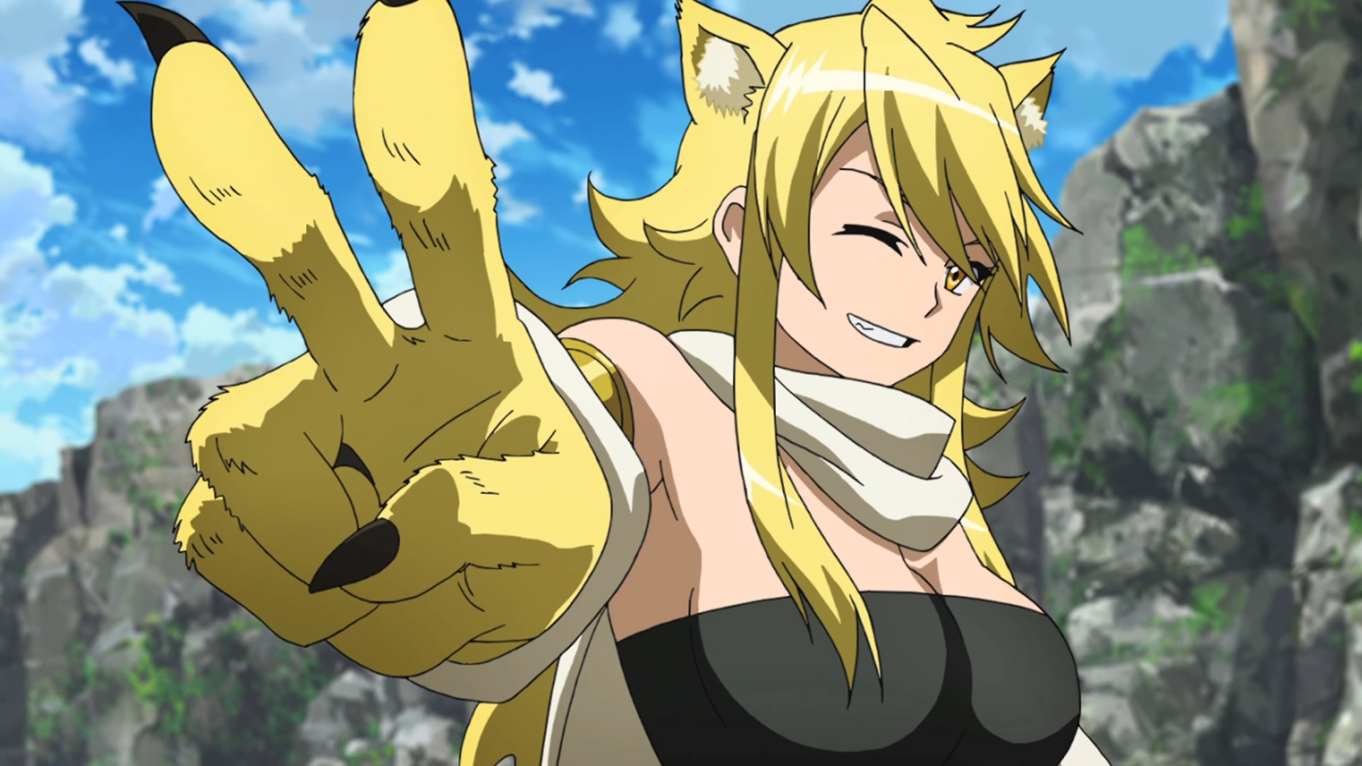 Yang Xiao Long Rwby Vs Leone Akame Ga Kill Spacebattles Forums