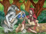 Everything A Big Bad Wolf...