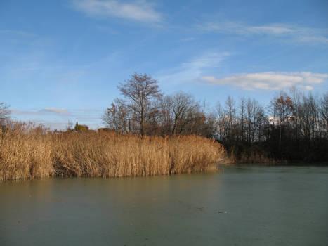 dry as a lake