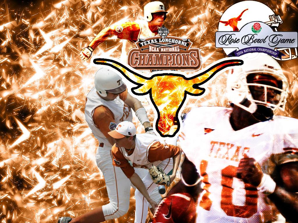 Texas Longhorns wallpaper by
