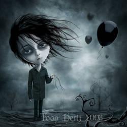 sad boy by Curunir1
