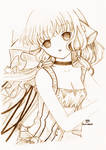 Chii from Chobits