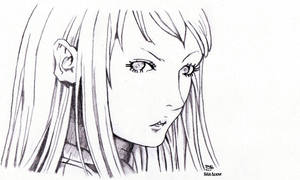 Galatea from Claymore