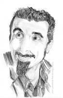 . Serj Tankian . by dharma-dvg