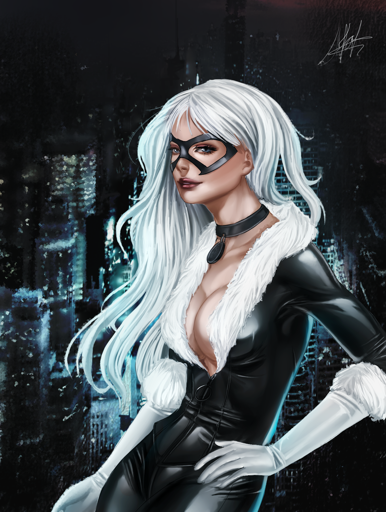 - Black Cat by mah-freire