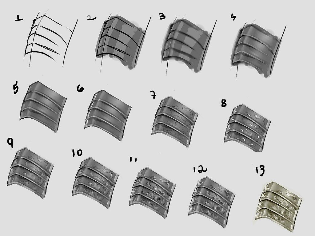 - simple armor Tutorial by mah-freire