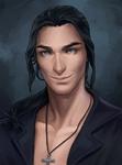 Commission: villainess-art