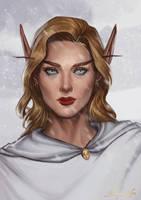 Commission: Selowyn by MarcelaFreire