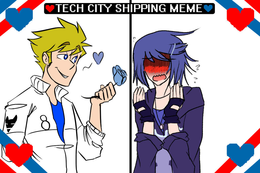 TC - Shipping meme w/ Mao-to by LittleFrost