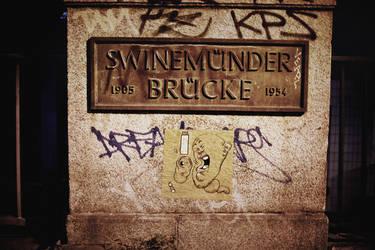 Paste in Berlin by SquidDelay