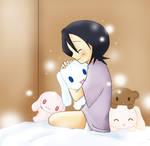 + Rukia - Fluffyyy,, +