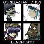 Demon Days Icon by Emii-xxx