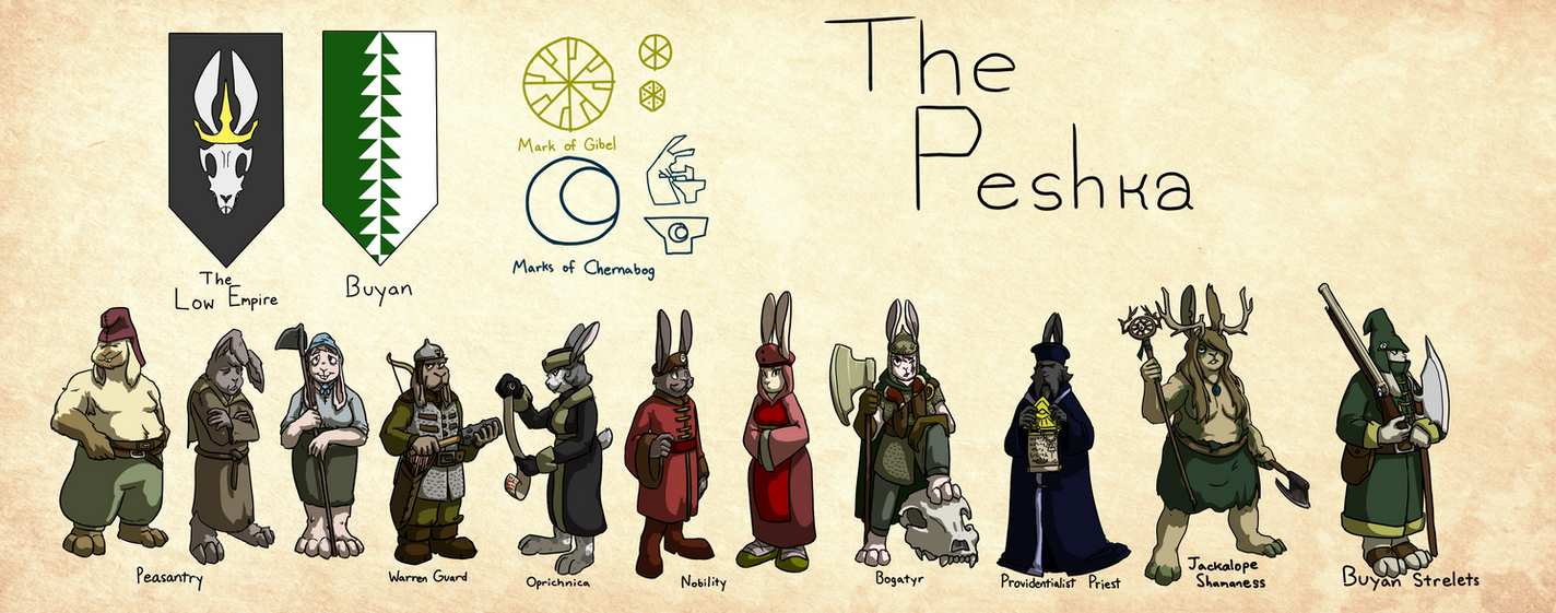 The Pesh by DocPox