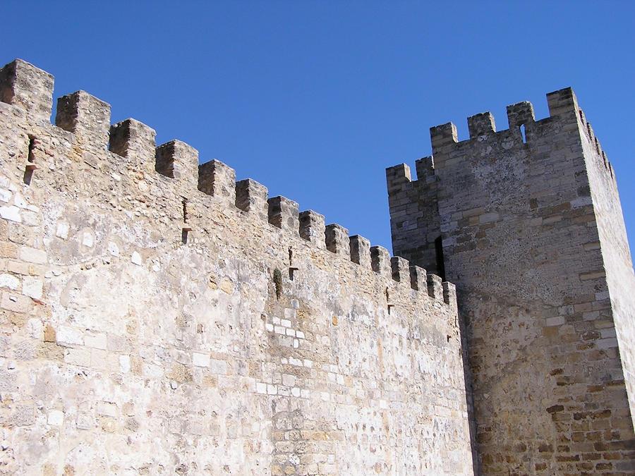Exterior Castle Wall by DargonZine on DeviantArt