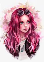 Roses by Pomelyne