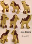 Sandslash Pony