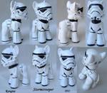 Stormtrooper pony