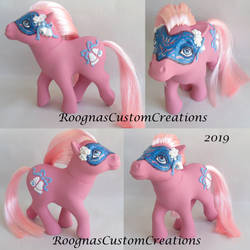 Satin n Lace custom my little pony mlp masquerade