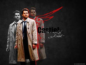 Castiel by angeinerte