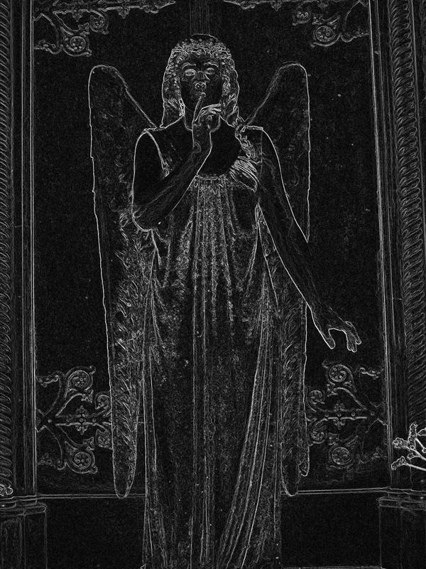 Angel of Silence by Antasya