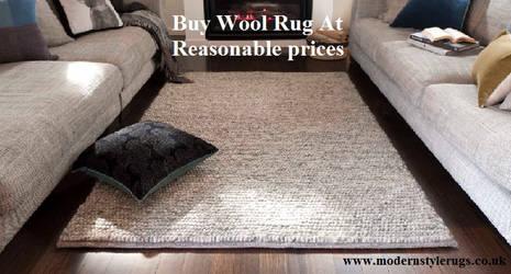 Wool Rugs by modernstylerugs1
