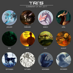 2017 Art Summary by Trinanigans