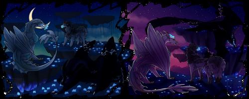 Bioluminescence Is Pretty At Night