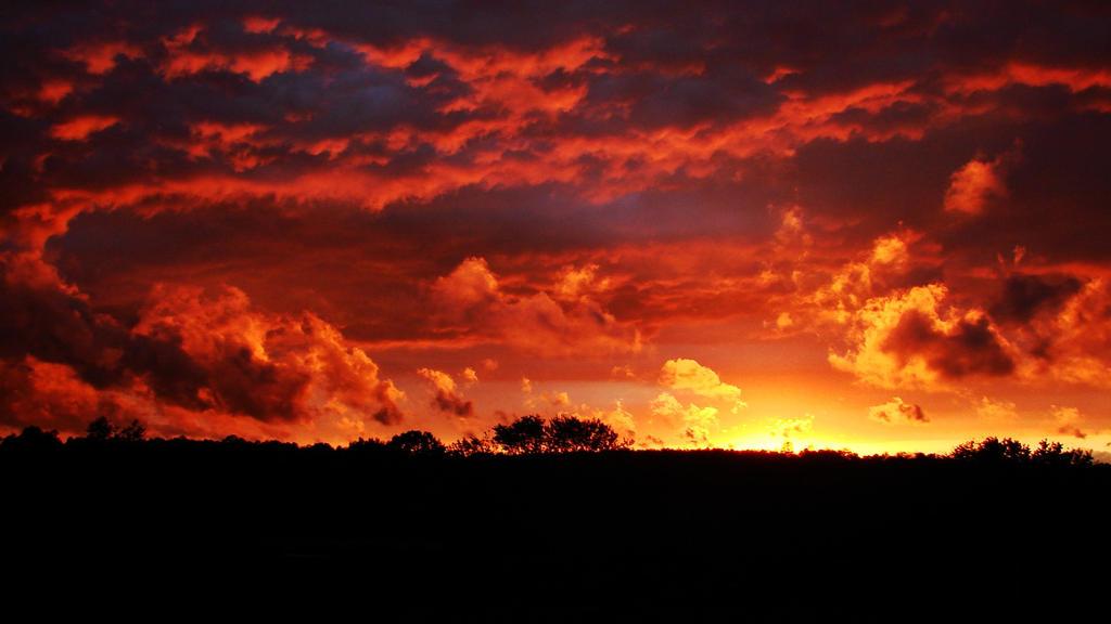Sunset.. by watchfulshepherd
