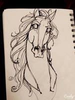 sketching by watchfulshepherd