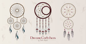 Dream Catchers by Elodie Asheane