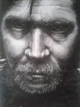 portrait of Gary Oldman