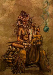 shaman way (color ed)