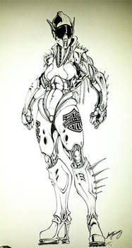 Motorista Robot