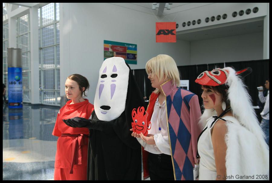Studio Ghibli Halloween Costumes