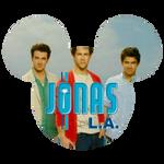Jonas L.A. Mickey Mouse Head