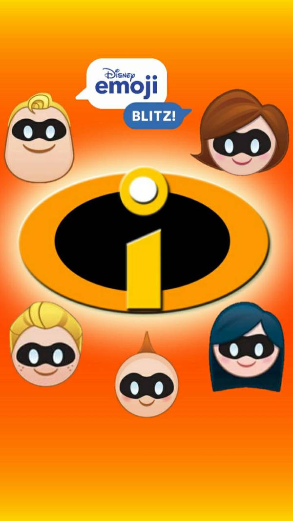 The Incredibles Emoji Wallpaper by Edgestudent21 ...