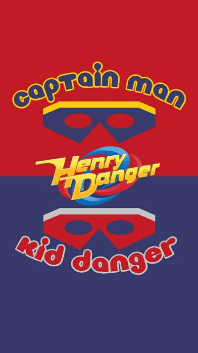Henry Danger Wallpaper by Edgestudent21