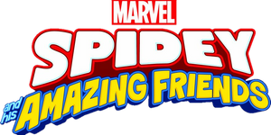 Spidey and His Amazing Friends Logo PNG